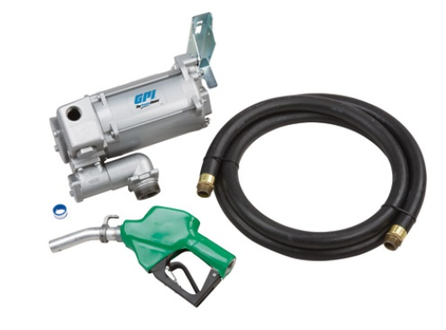 Gpi fuel transfer pump 30 gpm for Gpi fuel pump motor
