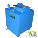 75 Gal Cooking Oil Tank