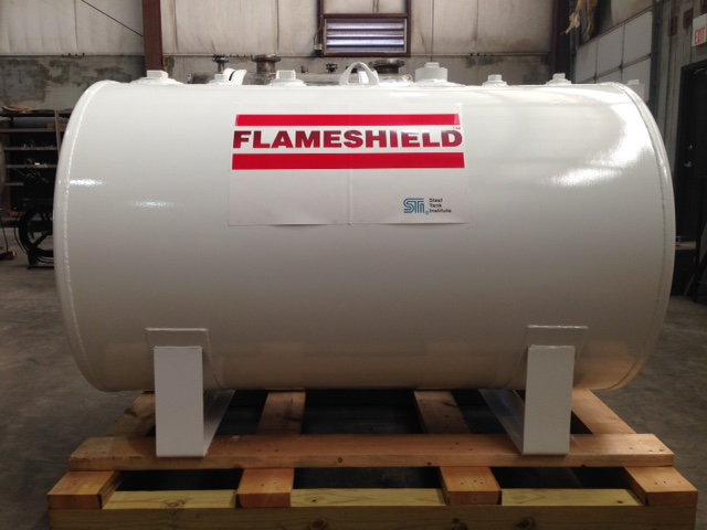 FlameShield Tank