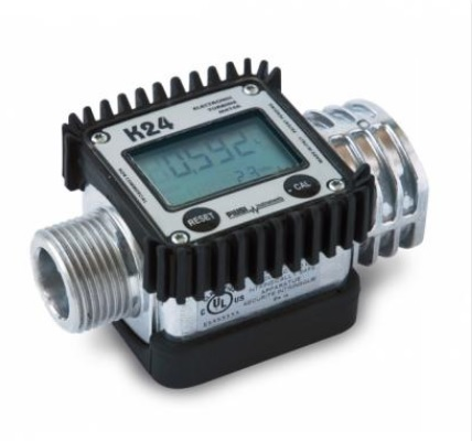 Piusi K24 UL In-Line Digital Meter
