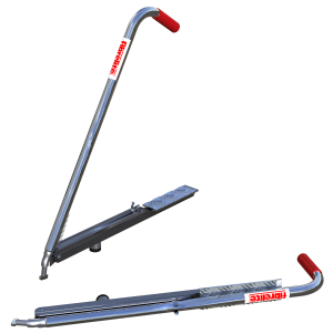 Manway Lifting Handle For Raised Covers With Foot Pedal