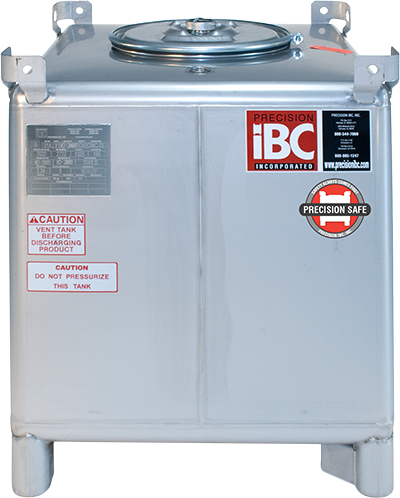 Stainless Steel IBCs