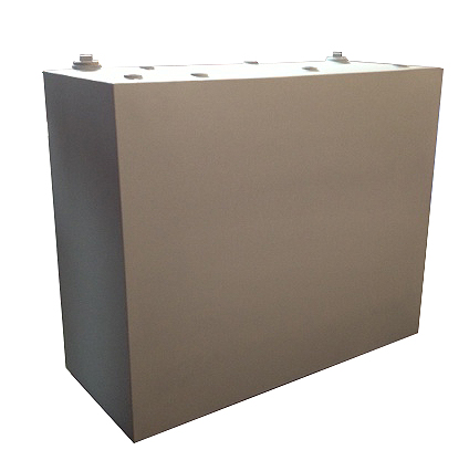 Rectangular Dual Wall Tank-Slim Line
