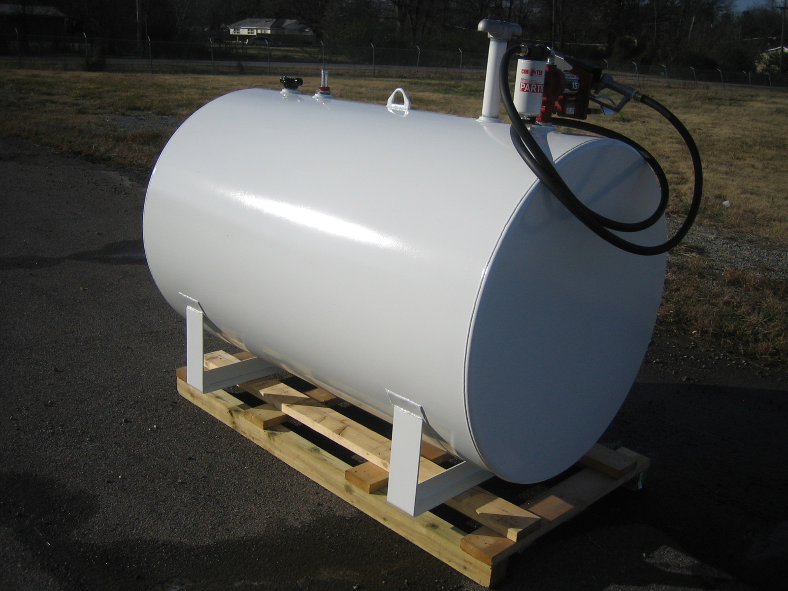 550 Gallon Tank Package Special